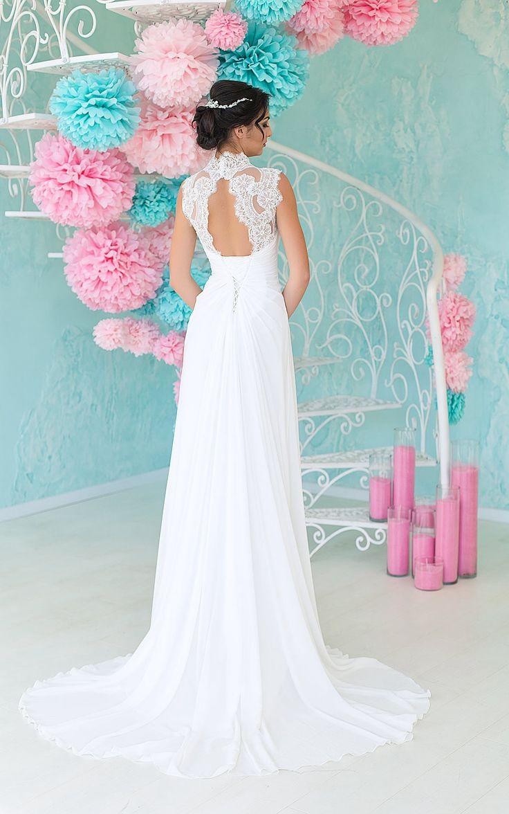 The 106 best Backless Wedding Dresses images on Pinterest