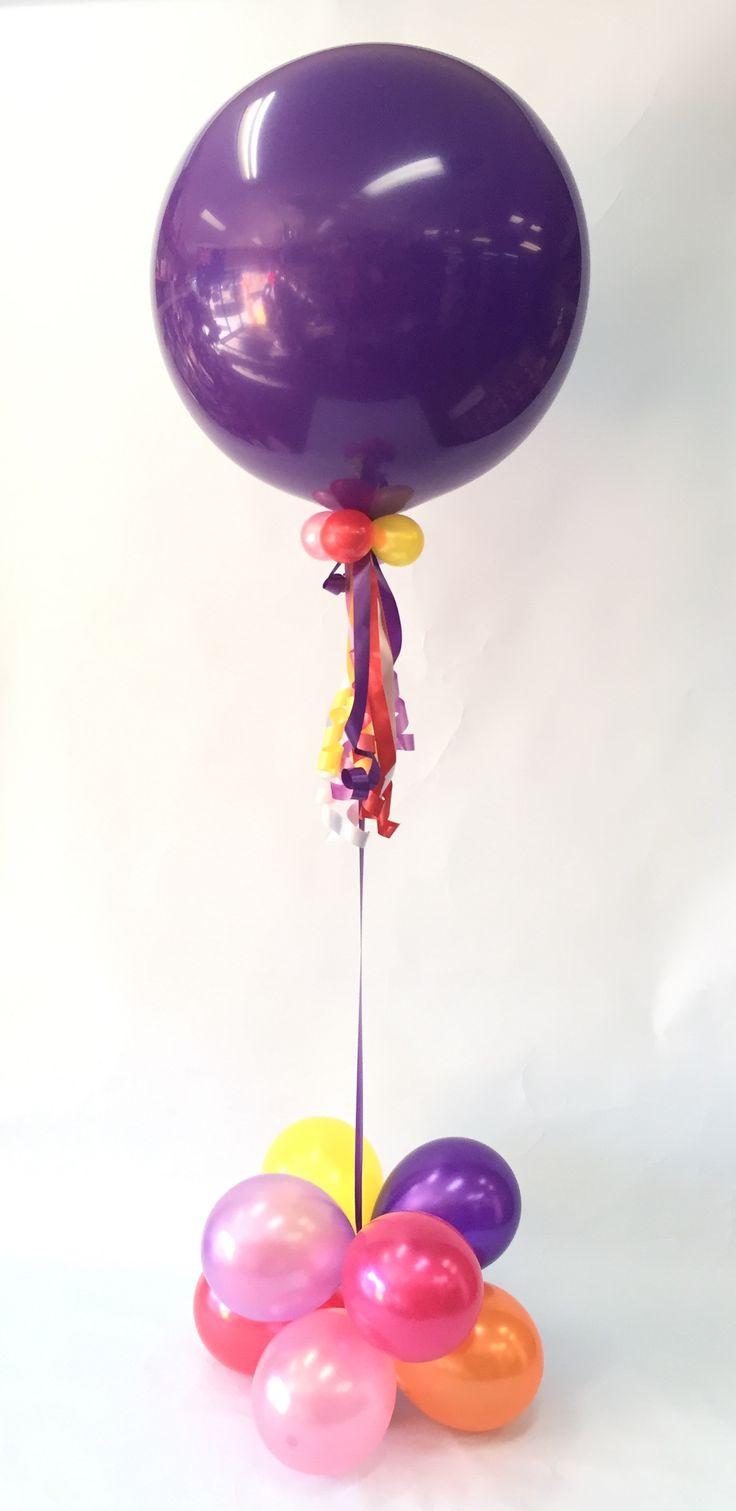3ft Purple