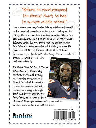 """The Middle School Rules of Charles Tillman: """"Peanut"""""""