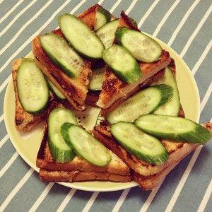 Сэндвичи с тунцом и сыром