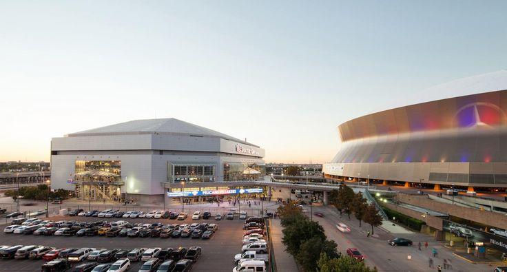 Smoothie King Center Renovations | Eskew+Dumez+Ripple