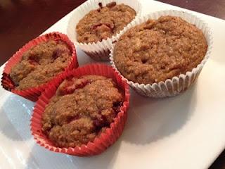... most perfect breakfast treat: Strawberry banana quinoa muffins