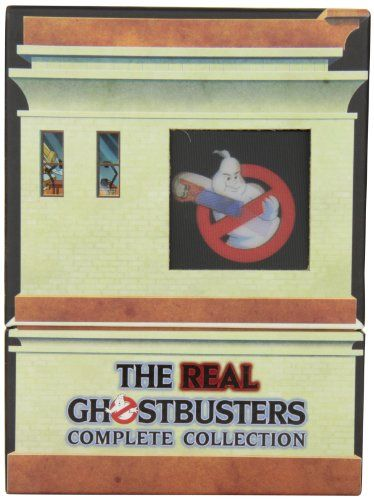 The Real Ghostbusters: Complete Collection - http://godoffilm.net/product/the-real-ghostbusters-complete-collection/