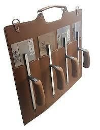 4 Pack Trowel Wallet