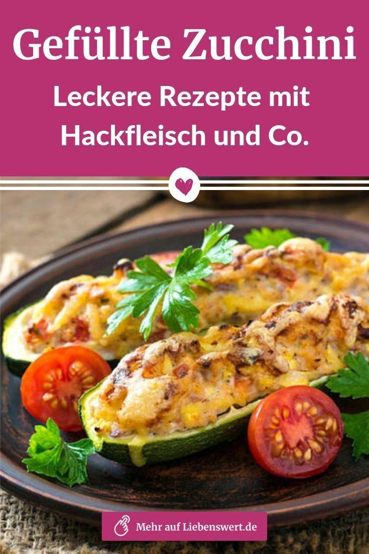 Rezepte fur zucchini mit hackfleisch