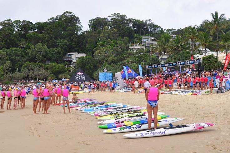 @Surf Ironwoman series 2013 | Visit Noosa