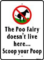 There Is No Poo Fairy The Importance Of Pet Waste Pick Up Dog
