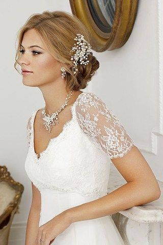 Browse the latest wedding headwear, hats and bridal hair accessories (BridesMagazine.co.uk)