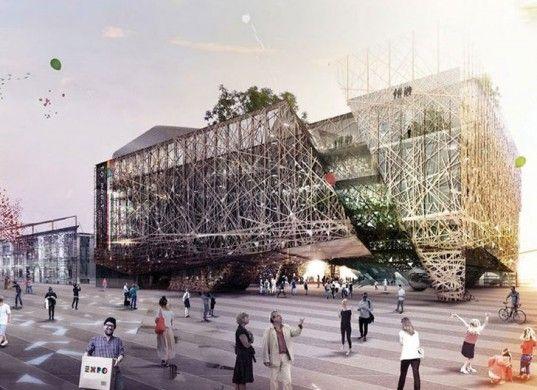 Padiglione Italia, Off-Grid architecture, Tree of Life, Milan Expo 2015, milan architecture, world expo, green architecture, eco architecture