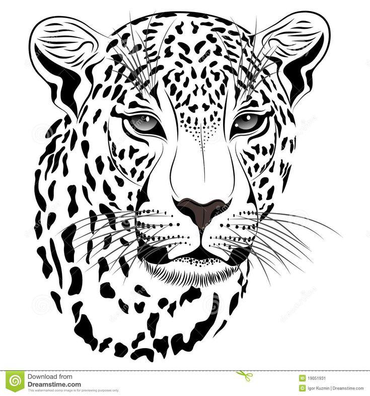Tatuaje Del Leopardo Imágenes de archivo libres de regalías ...