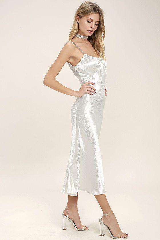 foto de 1566 best images about satin on Pinterest Satin dresses