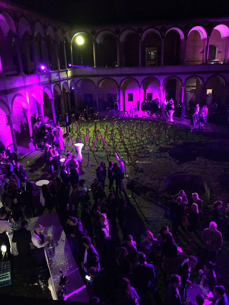 #copperlabyrinth #interni #milano #lookintomyeyesstudios