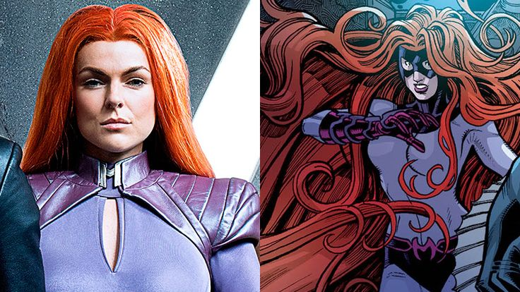 What the Hell Is Marvel's Inhumans Doing About Medusa's Wig Situation?  Today, we got our first look at the royal family of Marvel's upcoming <i>Inhumans</i> TV series. We saw Black Bolt grimacing without his mask, Maximus …  http://io9.gizmodo.com/what-the-hell-is-marvels-inhumans-doing-about-medusas-w-1794930048