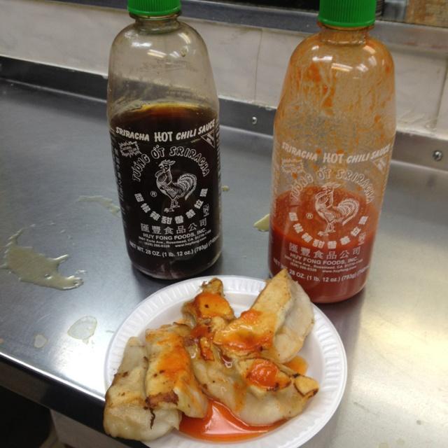 Dumplings, Chinatown, NYC, '12
