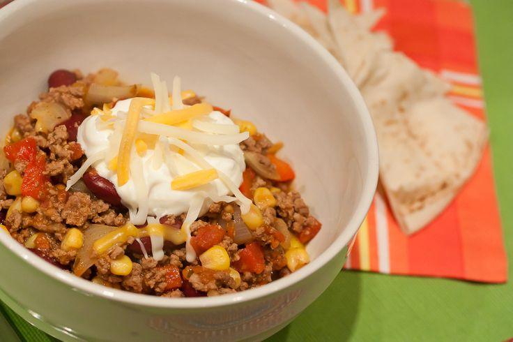 Chili - Chunky chili - La Boîte à Gourmandises
