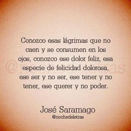 Jose Saramago !
