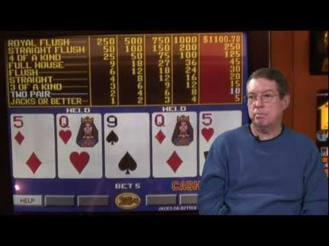 ▶ How to Become a Winning Video Poker Player with Video Poker Expert Henry Tamburin - YouTube