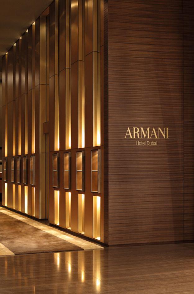 68 best collection armani casa images on pinterest for Armani hotel dubai interior design