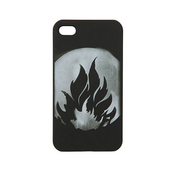Divergent Dauntless iPhone 4 Case | Hot Topic (245 MXN) ❤ liked on Polyvore featuring accessories, tech accessories, phone cases, divergent, phone and phone covers