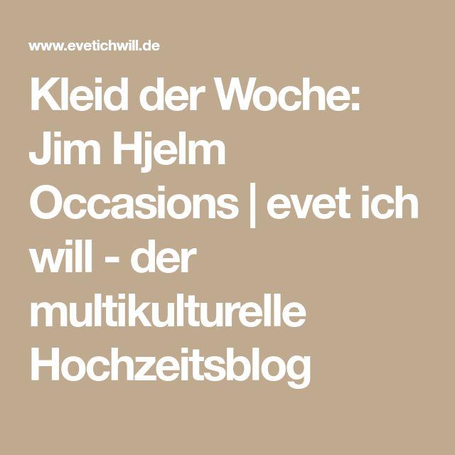 Kleid der Woche: Jim Hjelm Occasions | evet ich will - der multikulturelle Hochzeitsblog