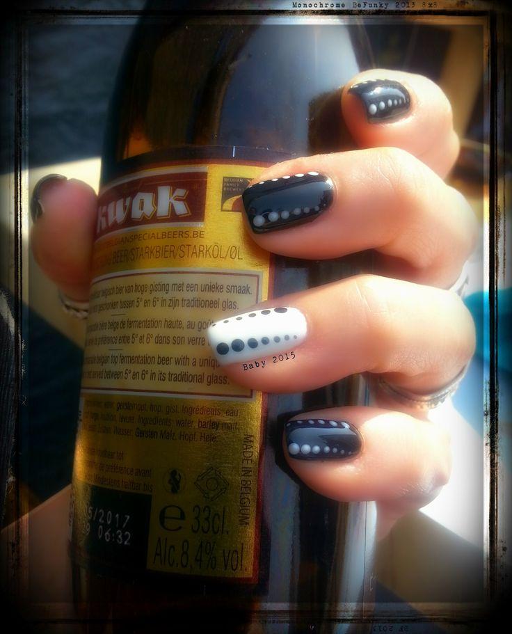Nails & Beer :)