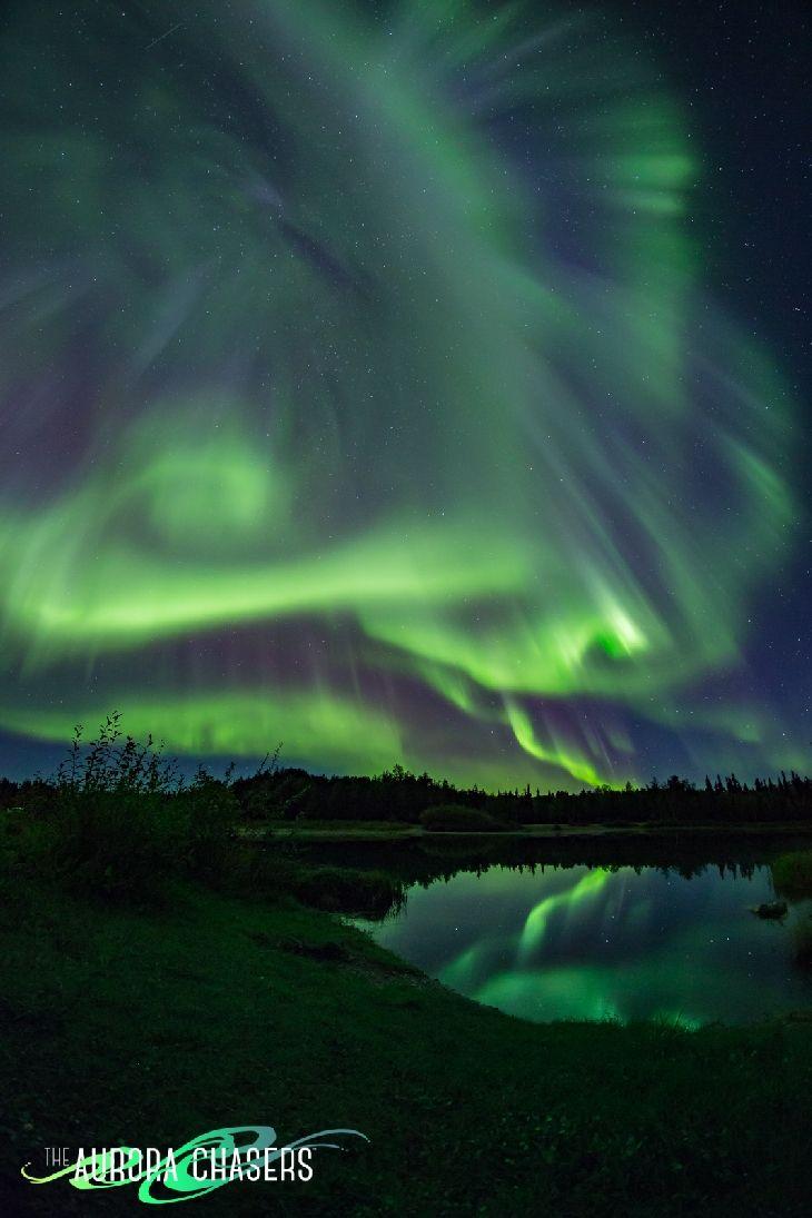 Northern Lights Alaska September