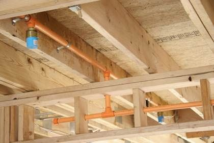 Residential Fire Sprinkler System Design