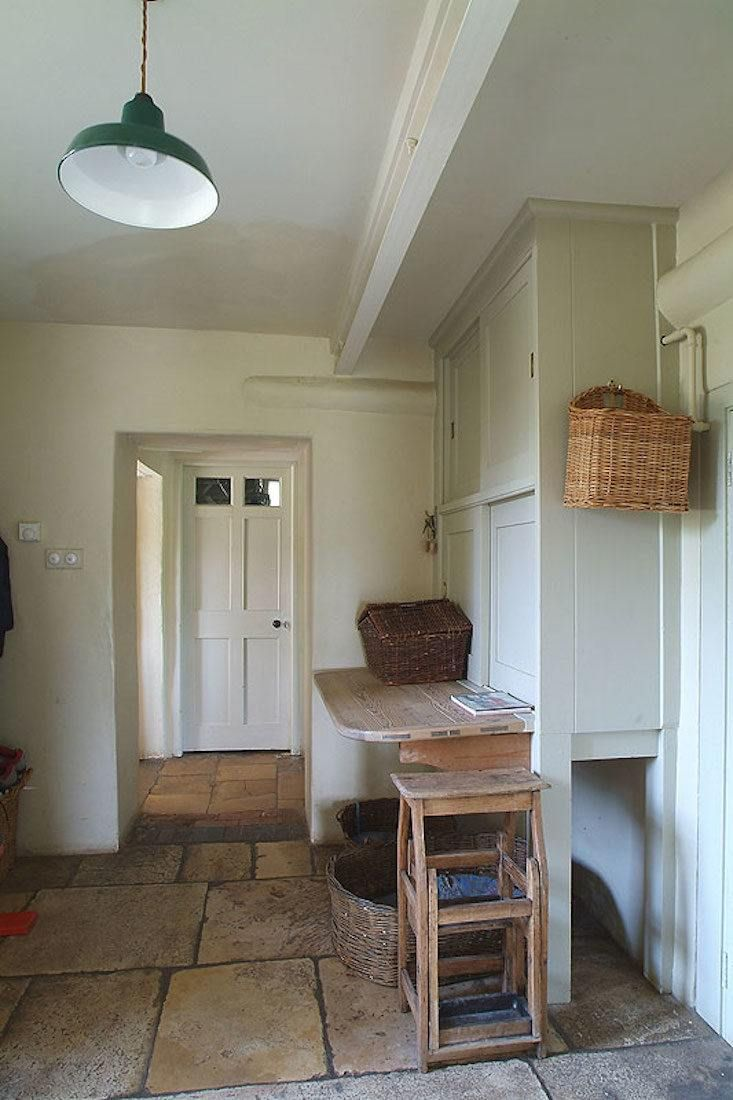 Oxfordshire House Laundry Room Light Locations