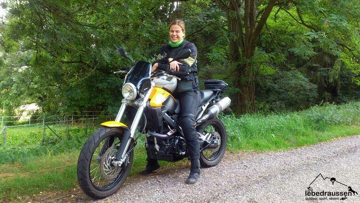 In 3 Wochen soll es los gehen: 5 Tage auf dem Motorrad, mit dem Zelt im Gepäck. Mein Tourenplan ist soweit fertig, fehlt nur noch ein Moped und besseres Wetter! :)