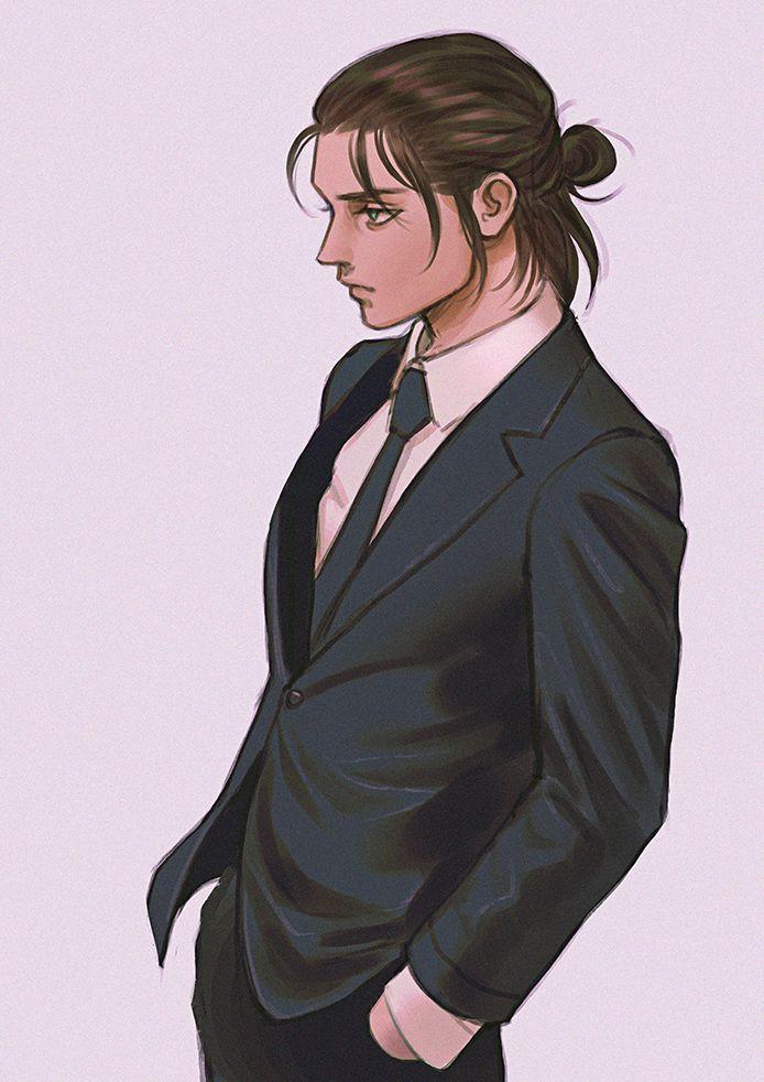 Jia Snk Mode On Twitter Suit Eren Erenjaeger Snk Shingekinokyojin Attackontitan Aot In 2020 Anime Guys Attack On Titan Attack On Titan Anime