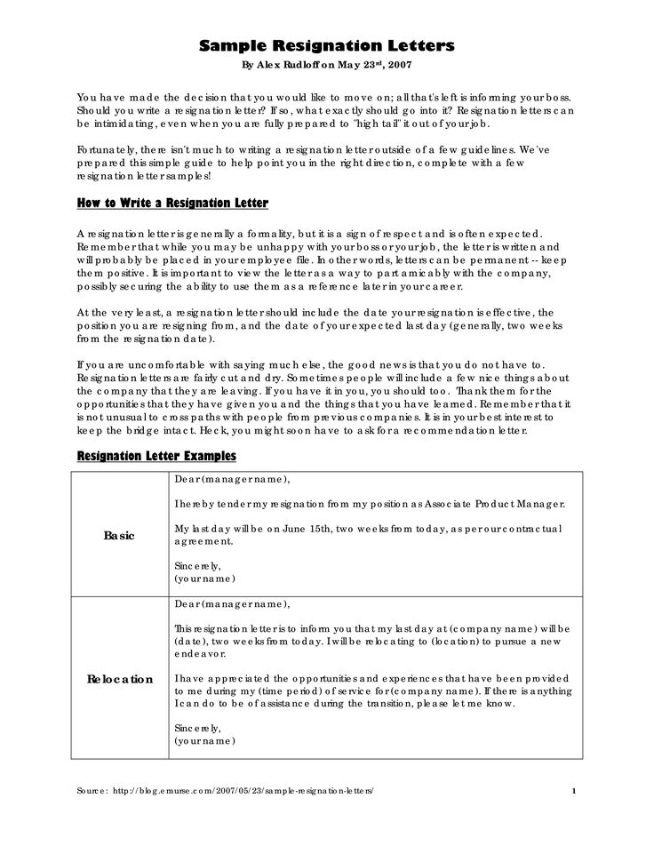 heartfelt resignation letter to coworkers how write cv for job application download curriculum vitae format nurses corporate resume design