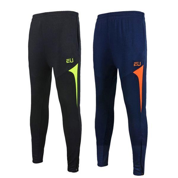 H0180 Бесплатная доставка спорта На Открытом Воздухе футбол тренировочные брюки брюки мужские колготки женщины Бег брюки