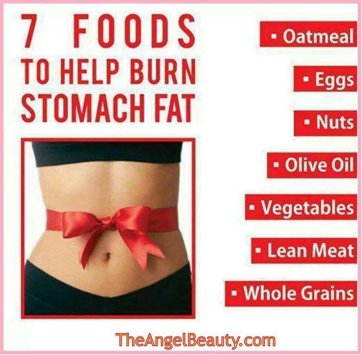foods that burn belly fat | health | Pinterest