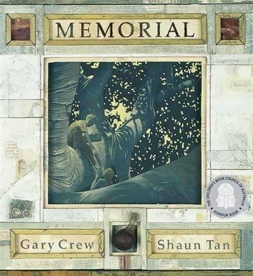 (Own) Memorial Gary Crew and Shaun Tan ANZAC Day book
