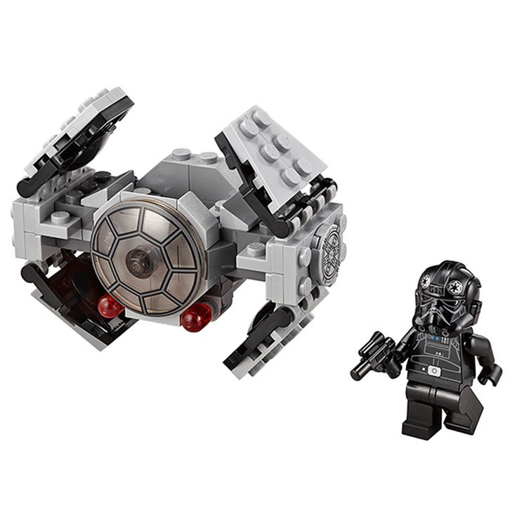 New 05014 Star Wars Rebels TIE Advanced Prototype Micro Fighters Marvel Hero 75128 Building Block Toys With LEPIN For Children #Affiliate