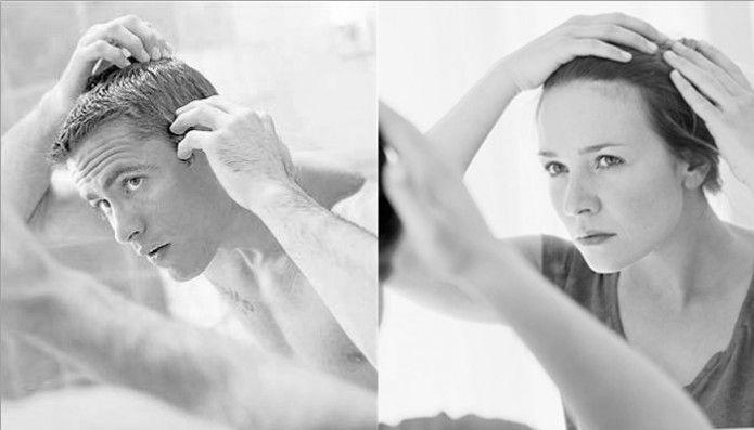Saç dökülmesine karşı en etkili maske tarifleri.