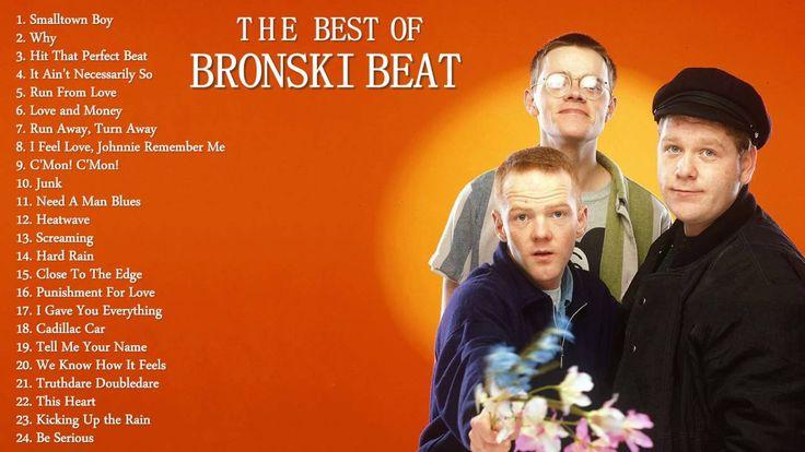 Bronski Beat's Greatest Hits | The Best Of Bronski Beat (Full Album)