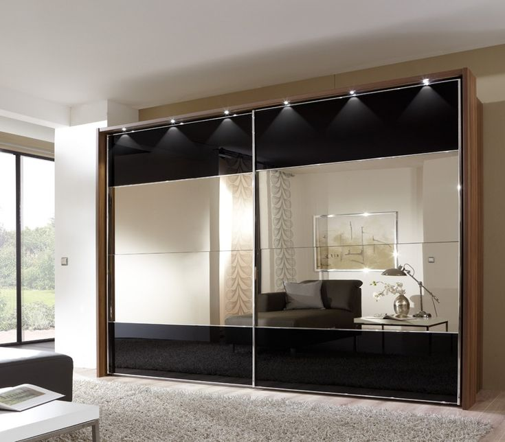 cheap wardrobes with mirror sliding doors - Google Search