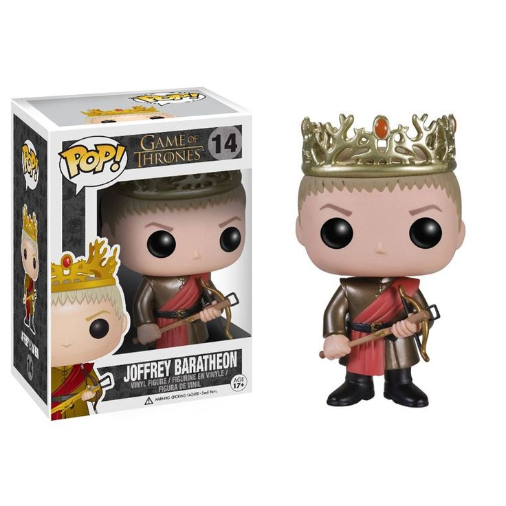 Funko POP! Game of Thrones  - JOFFREY BARATHEON