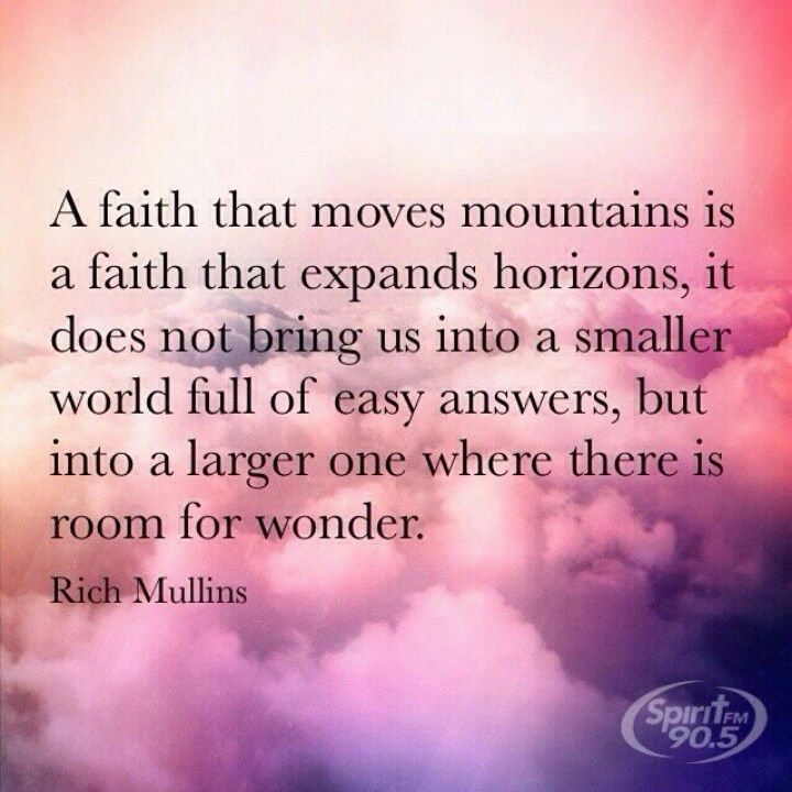 Rich Mullins...Rich Mullins died in an accident on the road in 1997...he lived a life following Jesus and when he died he left a legacy and message of grace, pointing everyone in the direction of Jesus. <3