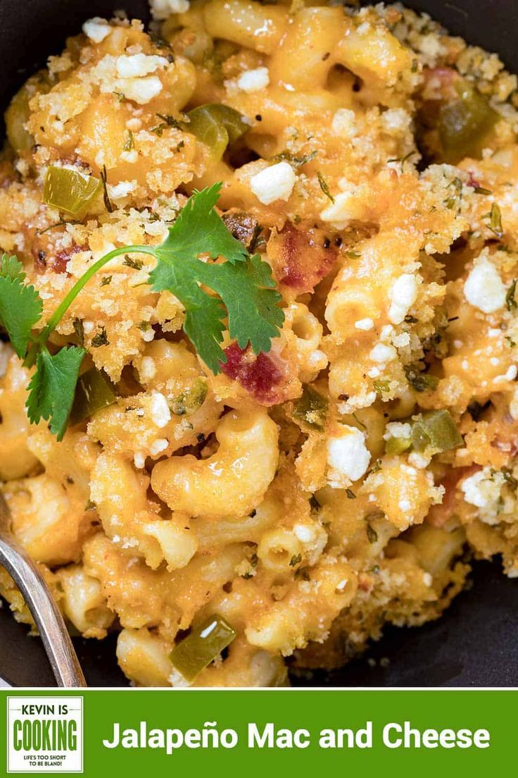 This Jalapeno Mac And Cheese Bake Is One More Reason To Love It