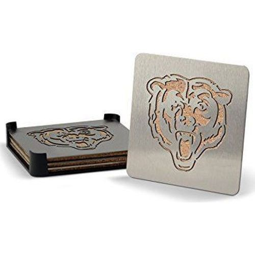Cubs Steel Coasters | Chicago Gifts