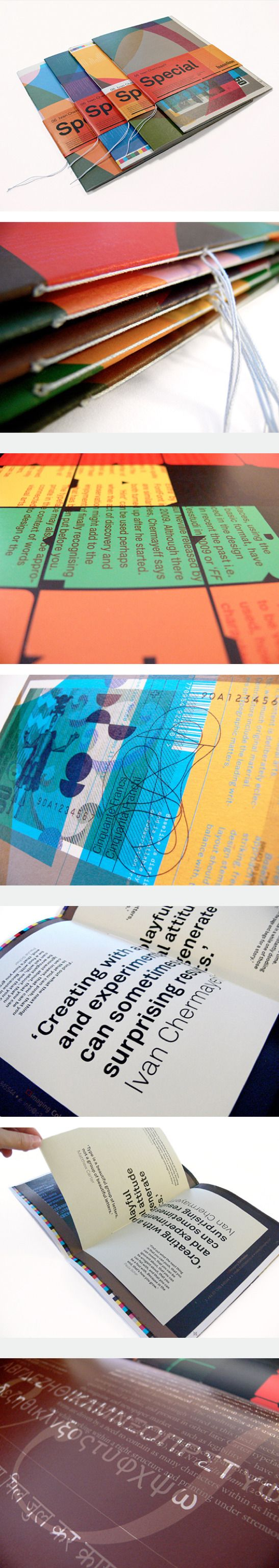 Baseline Magazine Special Ivan Chermayeff