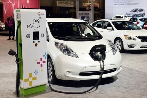 A goal of 30 percent new electrical vehicle sales by 2030 could help make a dent in the emissions from the transportation sector, leaders…