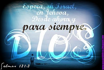 Salmo 131:3