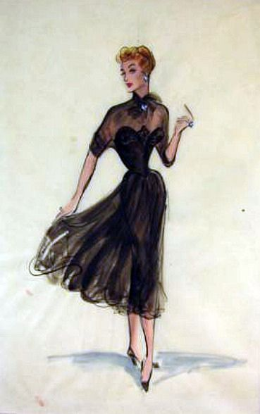 """""""I Love Lucy"""" Costume Design -  Done by Elois Jenssen for Lucille Ball"""