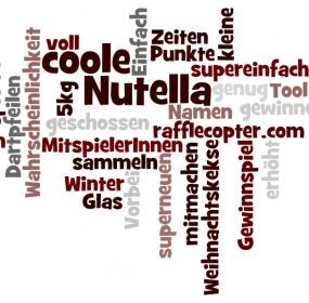Nutella Gewinnspiel