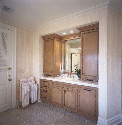 "TLC ""Bathroom Design Idea: White-"