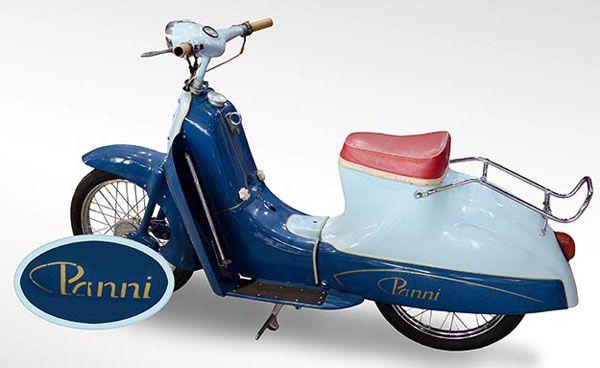 Panni egy, a Csepeli Kerékpárgyárban, majd az egri Finomszerelvénygyárban 1958 és 1962 között készült törperobogó márkaneve volt.