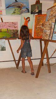 Ζωγραφική με λάδι/oil painting